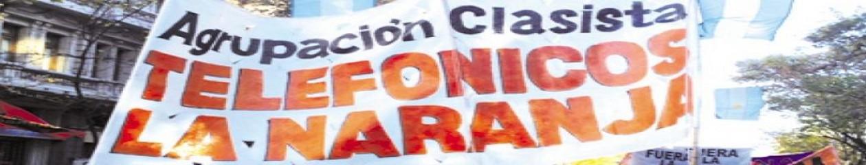 Agrupación Clasista Telefónica – Lista Naranja