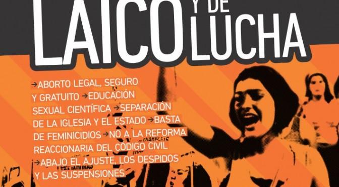 Telefónicas:  ¡Vamos al Encuentro de Mujeres en Salta!