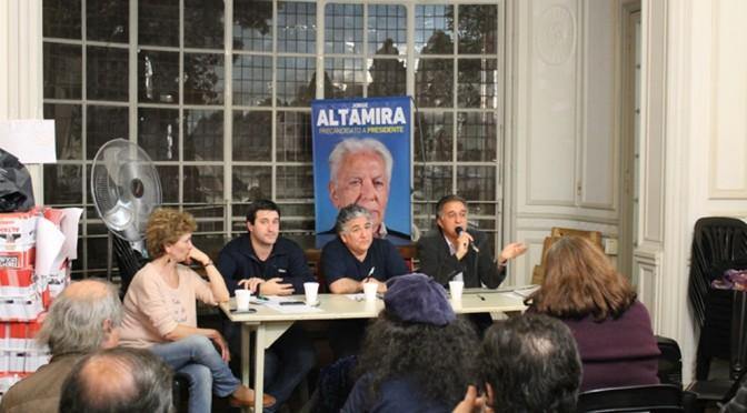 Telefónicos: paritarias, bonos, tercerismo – Votemos la Lista Unidad del Frente de Izquierda Altamira-Giordano.
