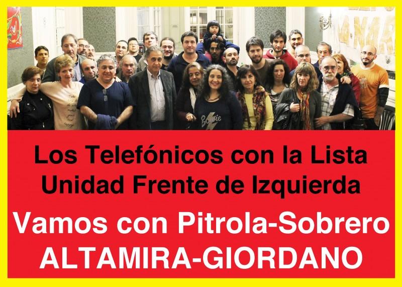 Telefonicos Lista Unidad FIT