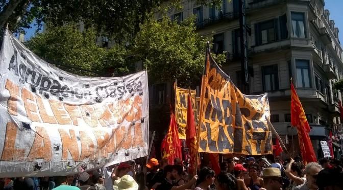 LOS DIPUTADOS DEL FRENTE DE IZQUIERDA NO ASISTIRÁN A LA APERTURA DE LA ASAMBLEA LEGISLATIVA // Naufragó el Encuentro del 5 de marzo