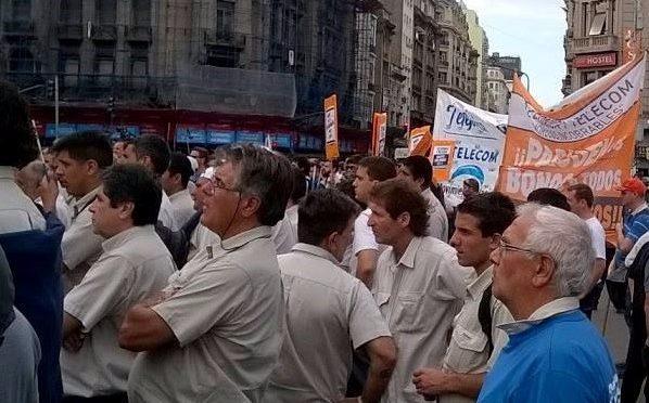 """Basta de """"adelantos"""", cuotas  y atraso salarial:  ¡Plan de lucha por SALARIO Y CONVENIO UNICO!"""