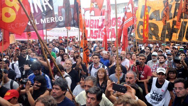 Telefónicos: Sumemos nuestra adhesión a la lucha de los obreros de AGR-Clarín