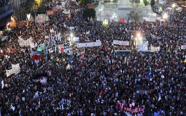 8M: Realicemos asambleas en todos los edificios telefónicos y movilicemos a las 17 hs de Congreso a Plaza de Mayo