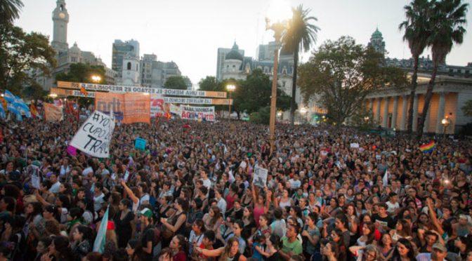 Balance del 8M: un salto del movimiento de mujeres