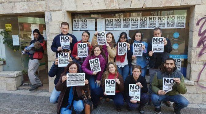 No a los despidos y cierre de delegaciones del Enacom