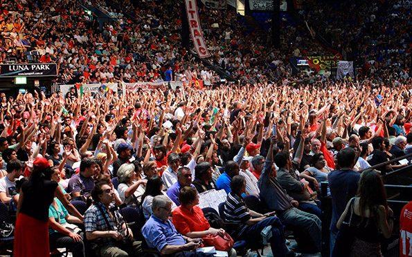 No al pacto Macri-CGT. Este sábado 30/9 vamos al Plenario Obrero y Sindical en apoyo al Frente de Izquierda.