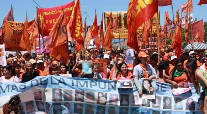 """32 ENM """"Venimos al Encuentro Nacional de Mujeres a luchar contra el ajuste y por el aborto legal"""""""