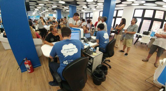 Comerciales de Telefónica y Movistar: Si a la integración en un convenio único. No a la flexibilización laboral.