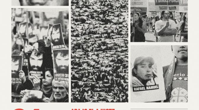 24 de marzo: a Plaza de Mayo con el Encuentro Memoria, Verdad y Justicia