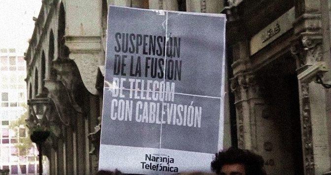 Cablevisión-Telecom-Clarín: el gobierno refuerza un monopolio contra el pueblo trabajador