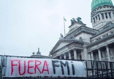 NO AL PRESUPUESTO DE GUERRA DEL FMI, MACRI Y LOS GOBERNADORES  QUE FOETRA CONVOQUE EL 14/11 TODOS AL CONGRESO