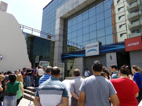 Telecom-Cablevisión ataca el salario de todo el gremio
