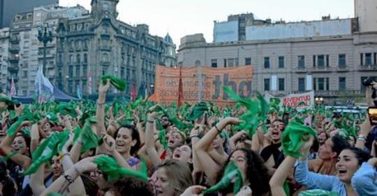 8 de Marzo: paro y movilización por las mujeres. Todos de Congreso a Plaza de Mayo.