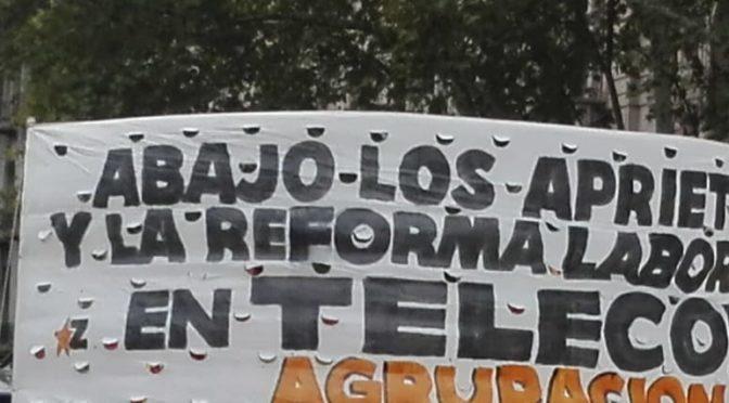 Defendamos el salario, las conquistas y los puestos de trabajo   Plenario de Delegados y Plan de Lucha
